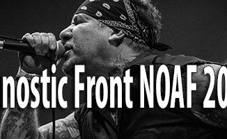 Fotos Agnostic Front NOAF 2016