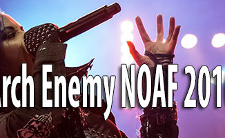Fotos Arch Enemy NOAF 2016