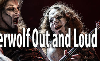 Fotos Powerwolf Out and Loud 2016