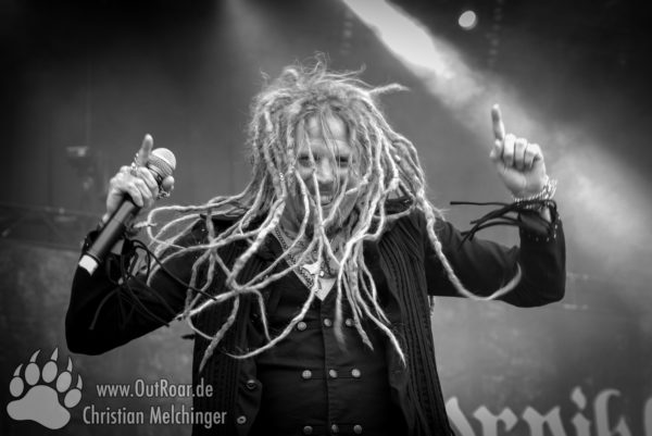 Korpiklaani Summer Breeze 2016