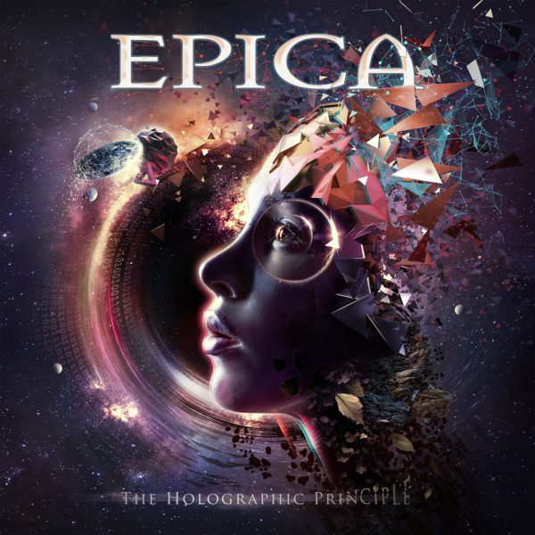 Epica - The Holographic Principle - Artwork