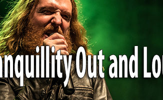 Fotos Dark Tranquillity Out and Loud 2016