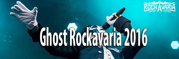 Fotos Ghost Rockavaria 2016