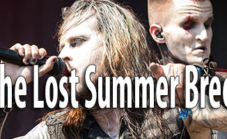 Fotos Lord of the Lost Summer Breeze 2016