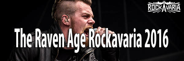 Fotos The Raven Age Rockavaria 2016