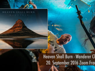 Konzertbericht Heaven Shall Burn Wanderer Club TOur 2016 Zoom Frankfurt