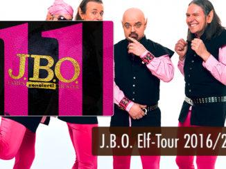 Artikelbild JBO Elf-Tour 2016 2017
