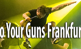 Fotos Stick To Your Guns Batschkapp Frankfurt 2016