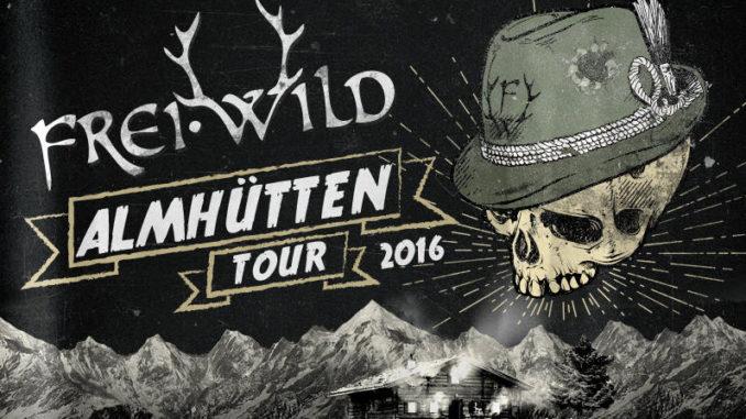 Freiwild Südtirol Mit Und Für Leib Und Seele Outroarde
