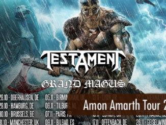 Amon Amarth Tour 2016 Artikelbild