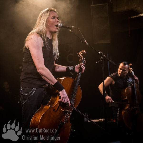 Apocalyptica Substage Karlsruhe 2016