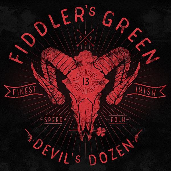 Fidders Green Devils Dozen Cover