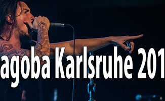 Fotos Dagoba Substage Karlsruhe 2016