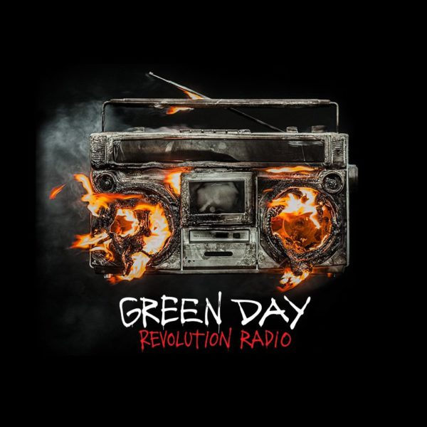 Green Day Revolution Radio Cover
