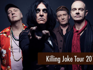 Killing Joke Tour 2016 Artikelbild