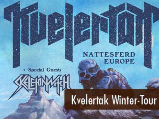 Kvelertak Winter-Tour 2016 Artikelbild
