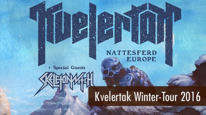 Kvelertak Winter-Tour 2016 Artikelbild