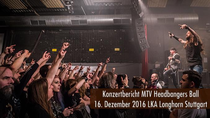 Artikelbild MTV Headbangers Ball 2016 Stuttgart