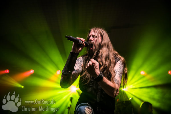 Iced Earth HBB 2016 Stuttgart