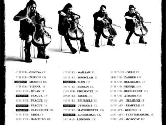 Apocalyptica Plays Metallica 2017 Flyer