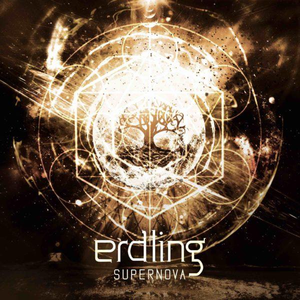 Erdling Supernova CD Cover