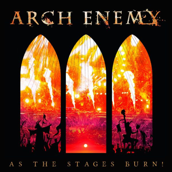 Arch Enemy As The Stages Burn Tour 2017