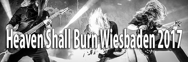 Fotos Heaven Shall Burn Schlachthof Wiesbaden 2017