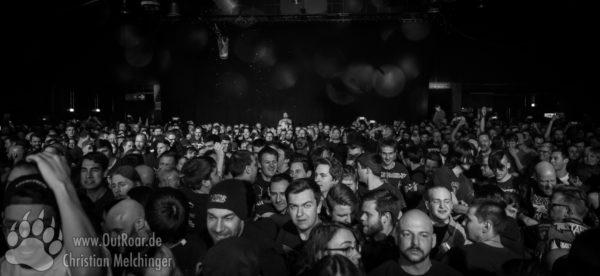 Heaven Shall Burn Schlachthof Wiesbaden 2017