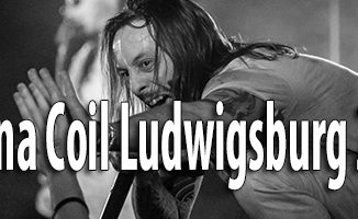 Fotos Lacuna Coil Ludwigsburg 2017