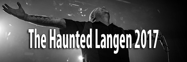 Fotos The Haunted Langen 2017