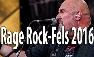 Fotos Rage Rock-Fels 2016