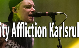Fotos The Amity Affliction Knockdown Festival 2016