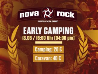 NR2017 EARLY CAMPING am NOVA ROCK