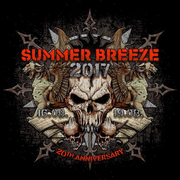 Summer Breeze 2017 Logo