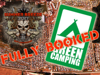 GREEN CAMPING voll