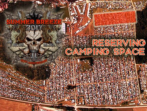 Kontingent für reservierbare Campingflächen neigt sich dem Ende entgegen