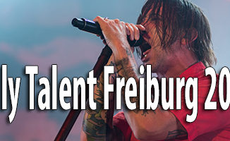 Fotos Billy Talent Freiburg 2017