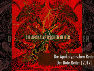 Review Die Apokalyptischen Reiter Der Rote Reiter [2017]