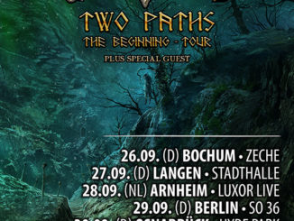 ENSIFERUM Tour 2017 - Two Paths The Beginning