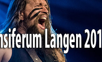 Fotos Ensiferum Langen 2017