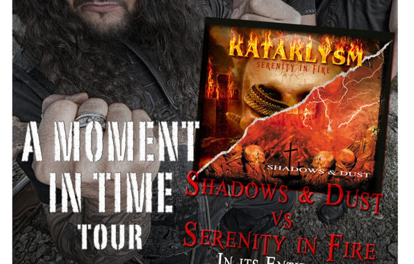 Kataklysm A Moment In Time Tour 2017