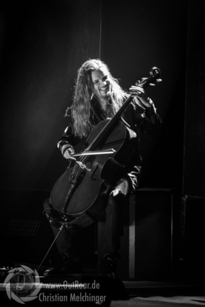 Apocalyptica MHP Arena Ludwigsburg 2017