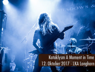 Konzertbericht Kataklysm A Moment In Time Tour 2017 Stuttgart