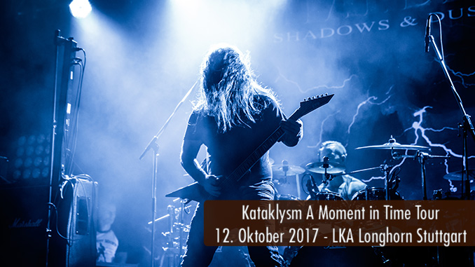 Konzertbericht Kataklysm A Moment In Time Tour 2017 Stuttgart
