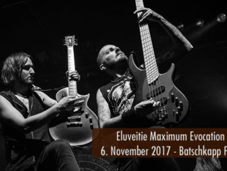 Artikelbild Konzertbericht Eluveitie Batschkapp Frankfurt 2017