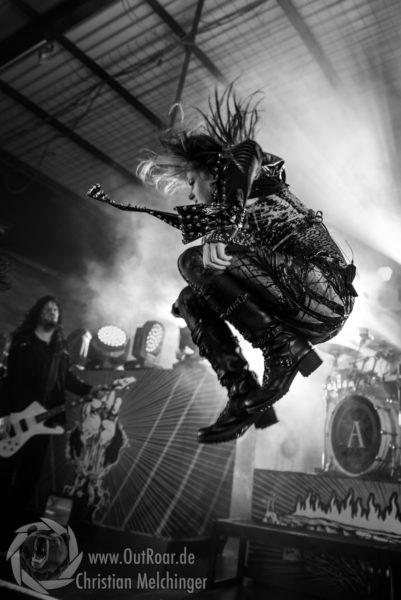 Arch Enemy LKA-Longhorn Stuttgart 2018