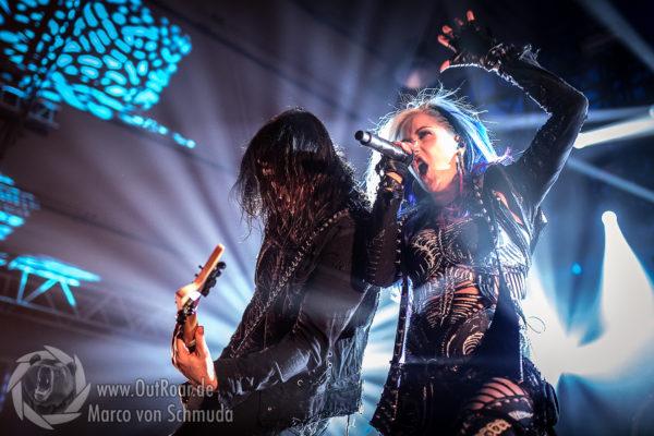 Arch Enemy München Tonhalle 2018