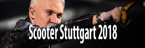 Artikelbild Fotos Scooter Porsche Arena Stuttgart 2018