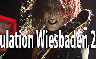 Artikelbild Fotos Tribulation Schlachthof Wiesbaden 2018