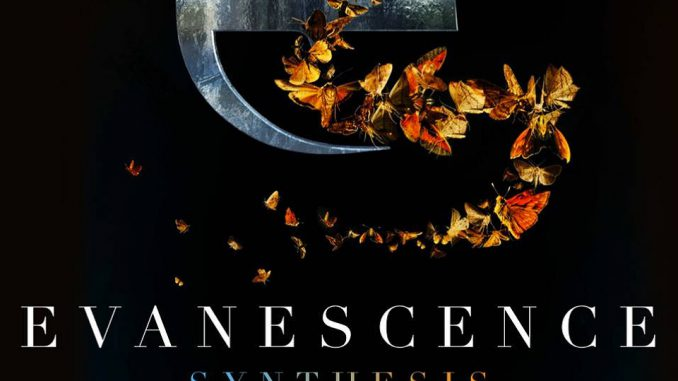 Evanescence Synthesis Tour 2018